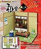ぷちサンプル THE 和室 ~違い棚セット~