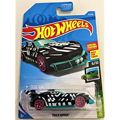 Hot Wheels Track Ripper Speed Blur 6/10: Toys & Games