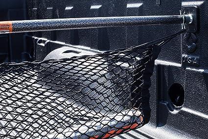 Keeper 05060 Ratschenmechanismus Cargo Bar Mit Ablagenetz Auto