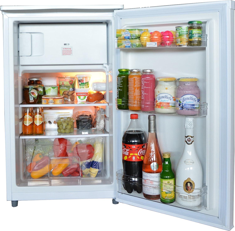 Kühlschrank mit Gefrierfach ALASKAline KSAL 1101 Energie A 92 L