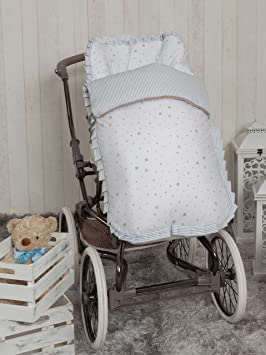 Babyline Sueños - Saco de silla de paseo, color azul