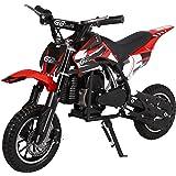Amazon Com Baja Motorsports Ht65 Heat 65 Mini Bike Black