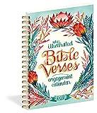 Illustrated Bible Verses Engagement Calendar 2019
