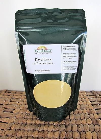 Kava Kava Root Instant Extract Powder  Kavalactones Vanuatu Kava With