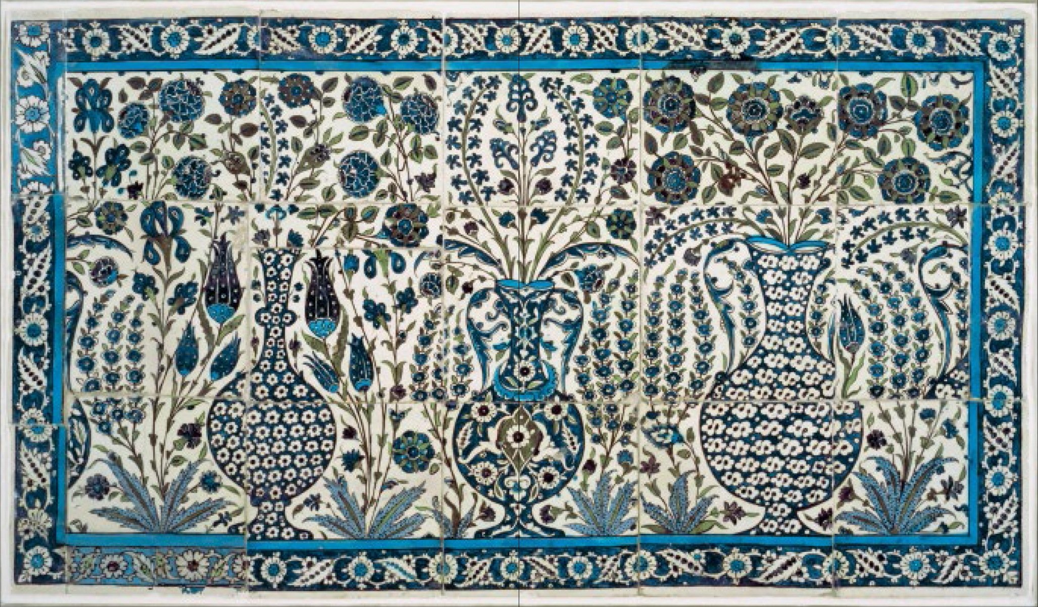 Damascus tiles mamluk and ottoman architectural ceramics from syria damascus tiles mamluk and ottoman architectural ceramics from syria arthur millner sheila r canby 9783791381473 amazon books dailygadgetfo Choice Image