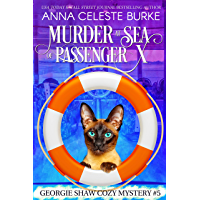 Murder at Sea of Passenger X Georgie Shaw Cozy Mystery #5 (Georgie Shaw Cozy Mystery Series) (English Edition)