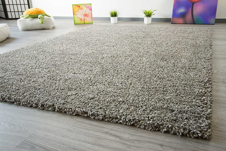 shaggy teppich grau beautiful zurck with shaggy teppich. Black Bedroom Furniture Sets. Home Design Ideas