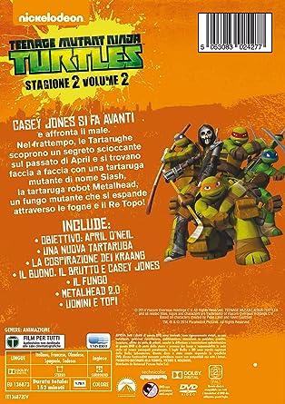 Teenage Mutant Ninja Turtles - Stagione 02 #02 - Vecchi ...