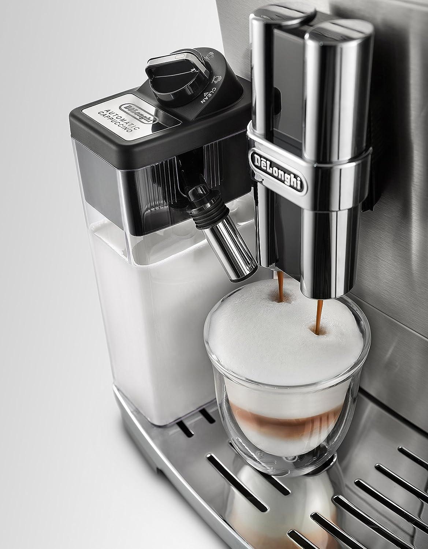 DeLonghi PrimaDonna S De Luxe Independiente Máquina espresso 1.8L ...