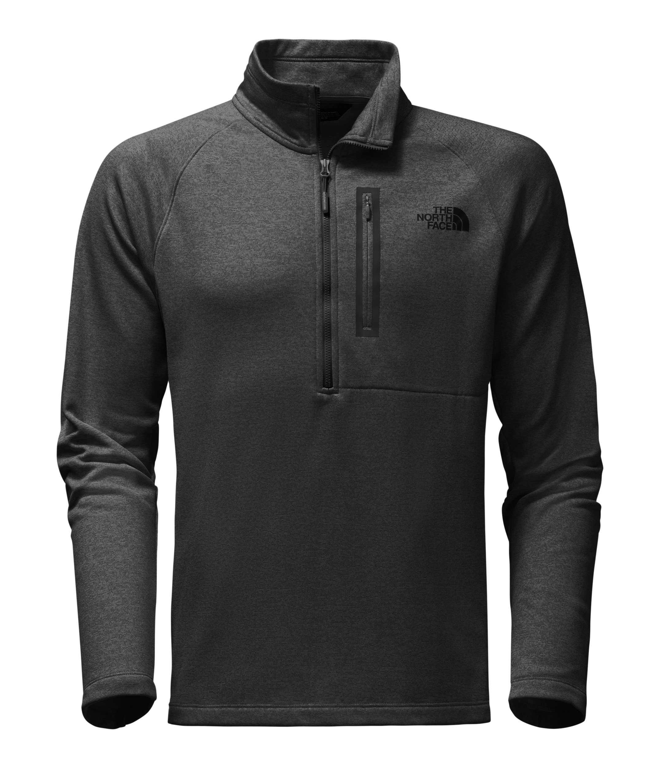 The North Face Men's Canyonlands 1 & 2 Zip TNF Dark Grey Heather - M by The North Face