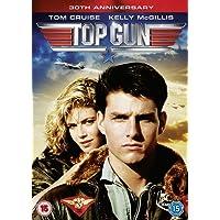 Top Gun - 30th Anniversary [DVD] [1986]