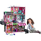KidKraft Brooklyn's Loft Dollhouse with 25 Accessories Included, Multi