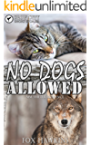 No Dogs Allowed: MM Shifter Romance (Crow City Short Stories Book 1)