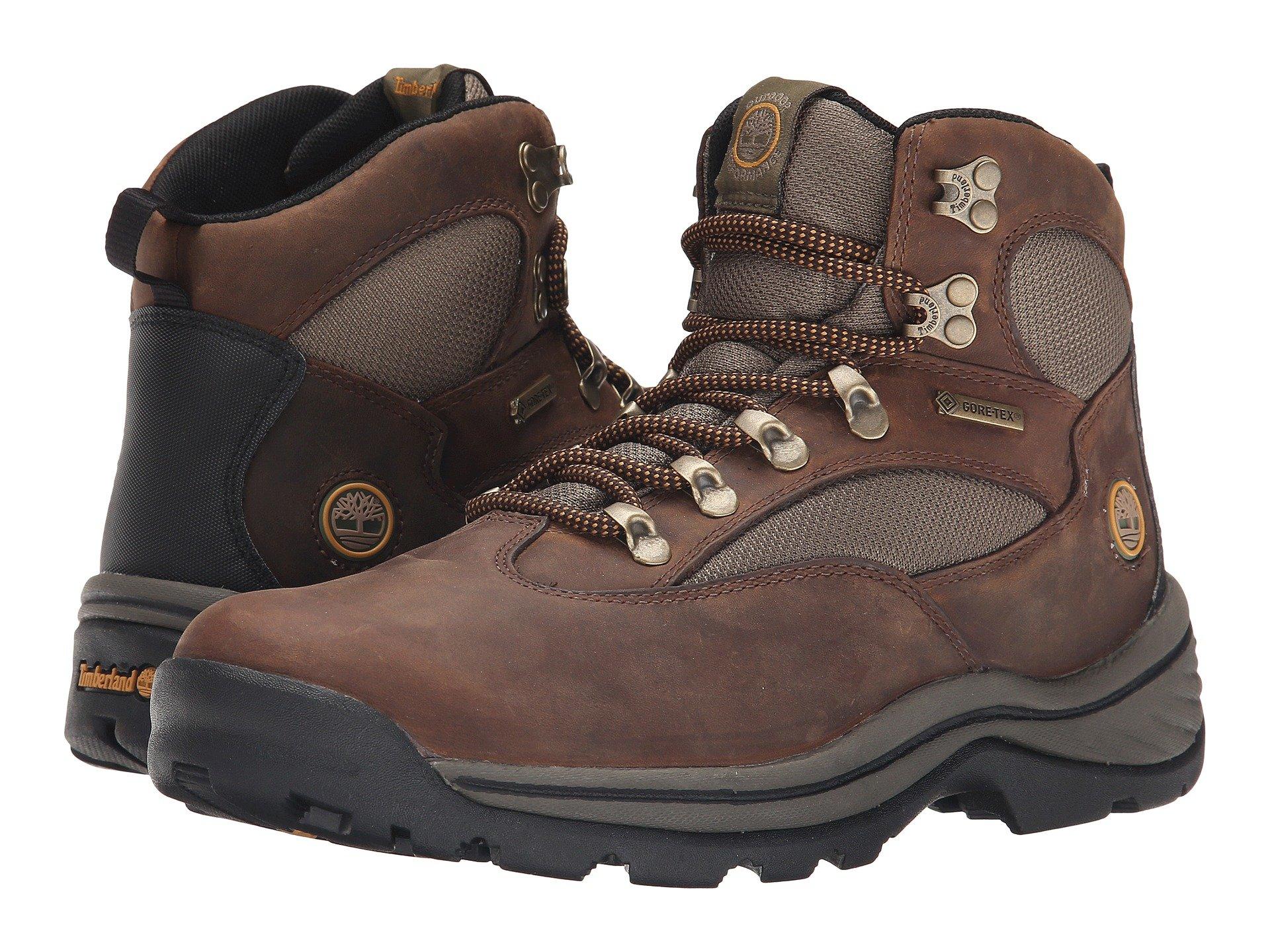 Timberland Women's Chocorua Trail Boot (7.5 B(M) US, Dark Brown)