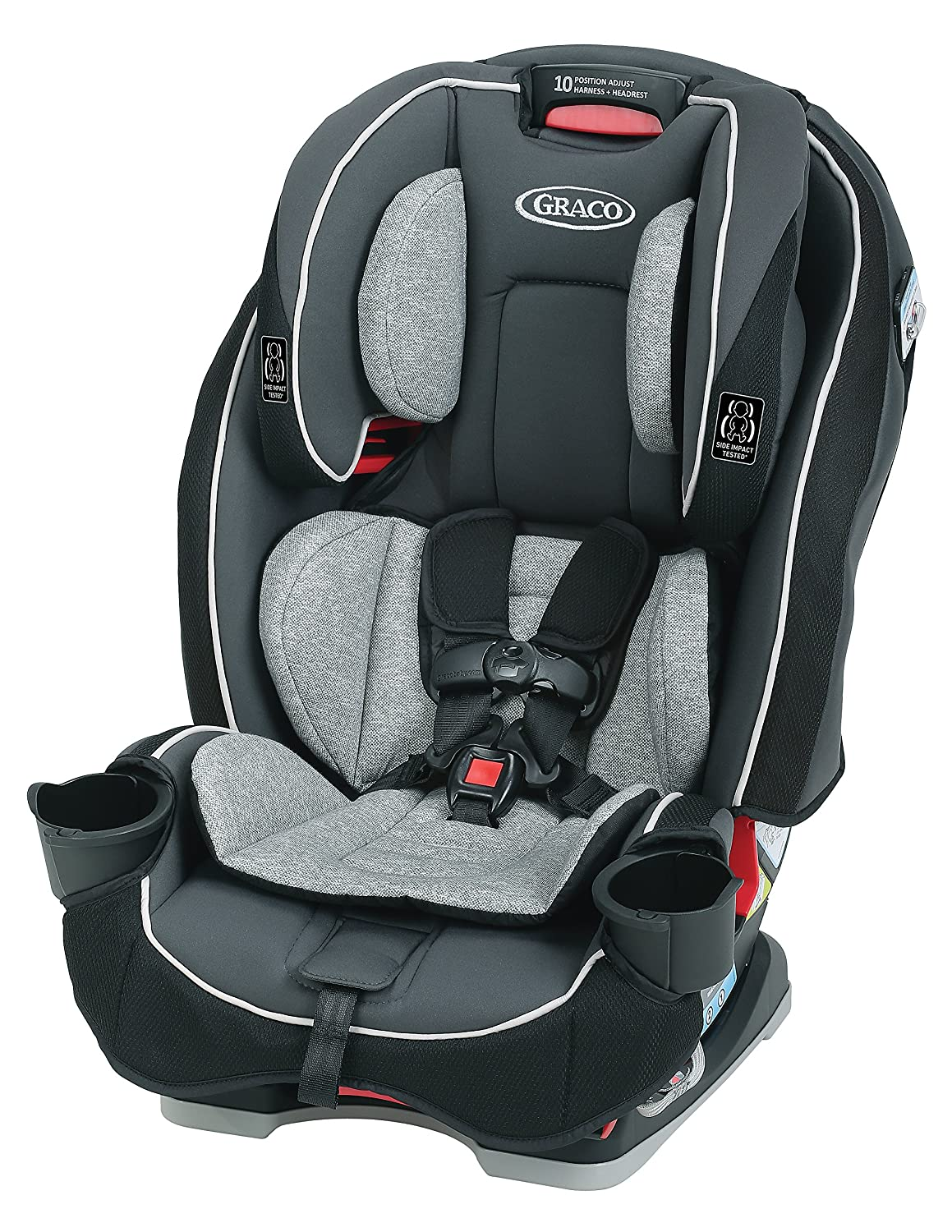 Graco SlimFit 3 in 1 Convertible Car