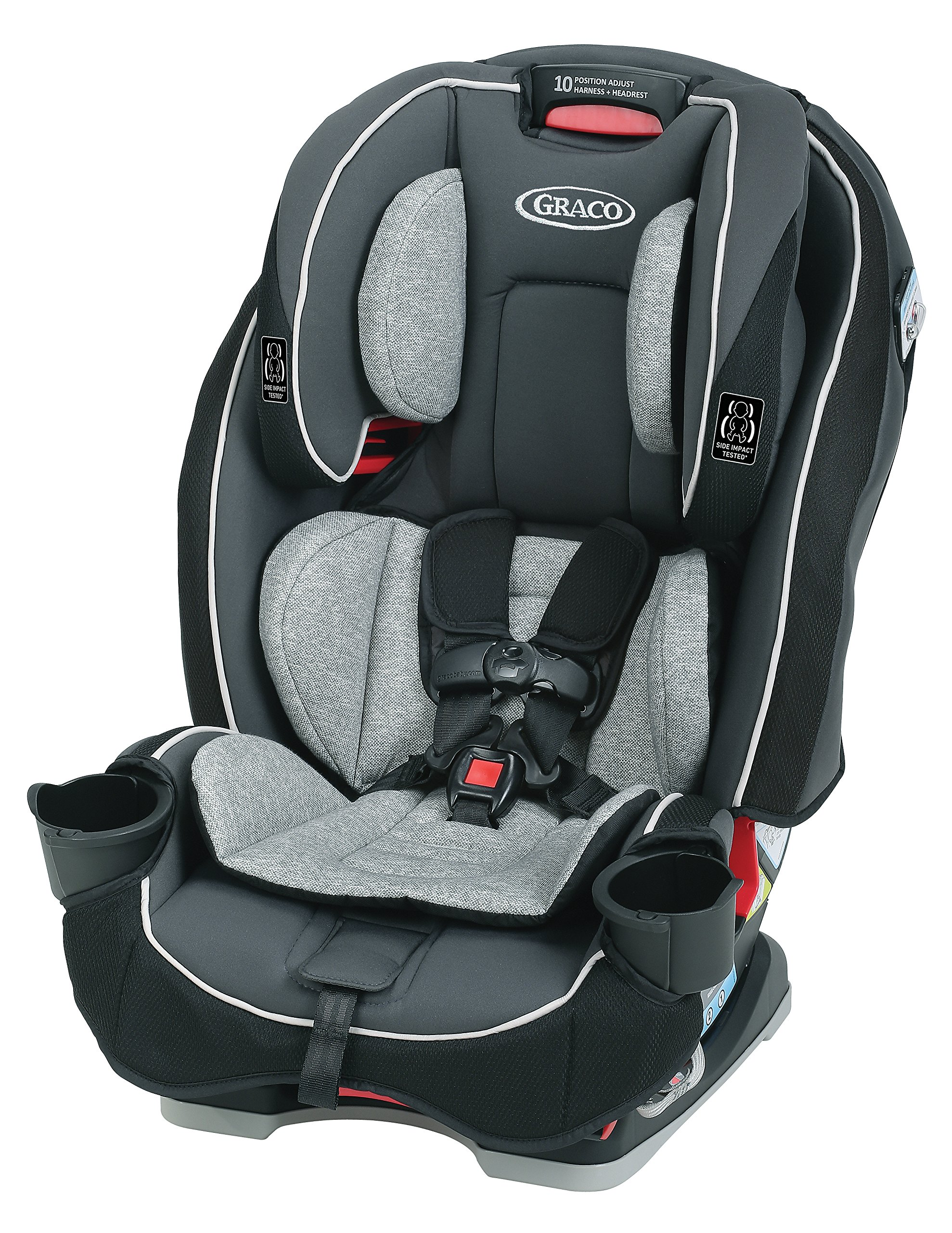 Amazon.com : Graco SlimFit All-in-One Convertible Car Seat