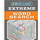 Brain Games - Extreme Word Search (256 pages)