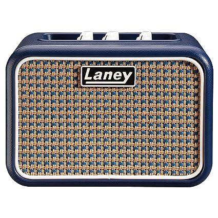 Laney Mini-Lion 3W 1x3 Mini Battery Powered desktop Guitar Combo Amp Blue