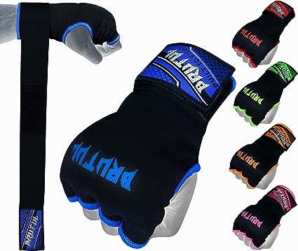 inner gloves bandages Boxing hand wraps Gel padded hand wrap gloves