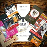 Jerky Subscription - Craft Beef Jerky Subscription Box: 8 Bags