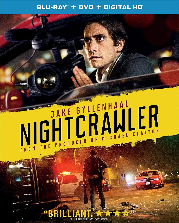 Amazon.com: Nightcrawler (Blu-ray + DVD + DIGITAL HD with ...
