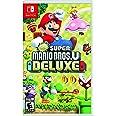 New Super Mario Bros. U Deluxe Switch - Deluxe Edition