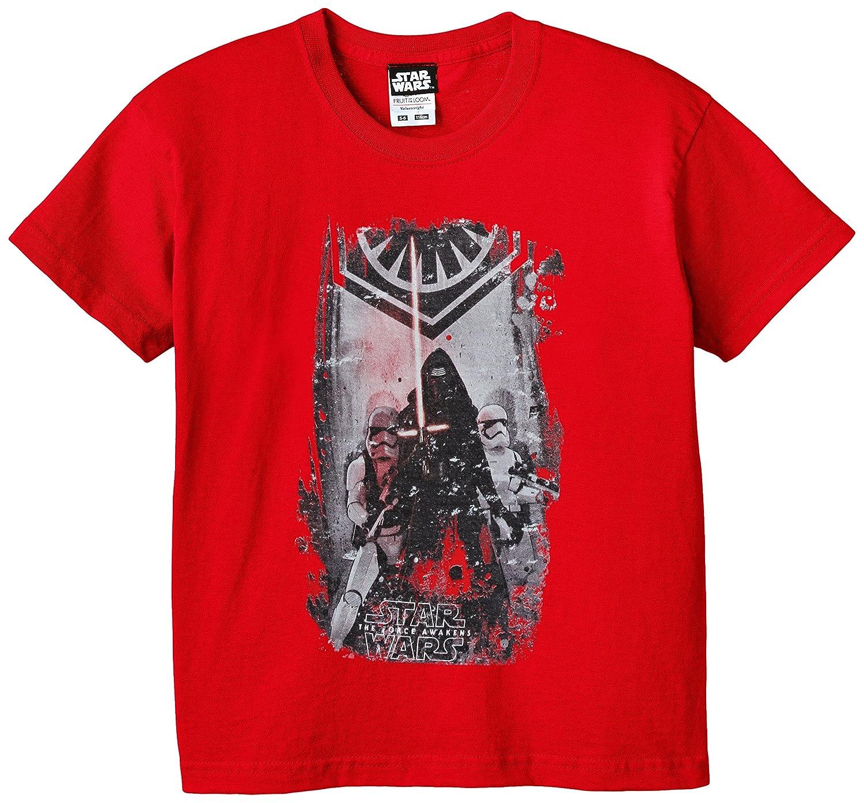 Star Wars VII Kylo Ren Stormtroopers Poster - T-Shirt - Garçon BILSV00018k