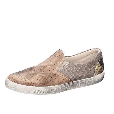 BEVERLY HILLS POLO CLUB - Mocasines para Hombre Beige Beige Beige Size: 42 EU: Amazon.es: Zapatos y complementos