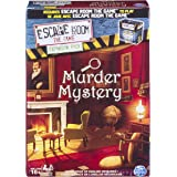Spin Master Games - Escape Room Expansion Pack - Murder Mystery