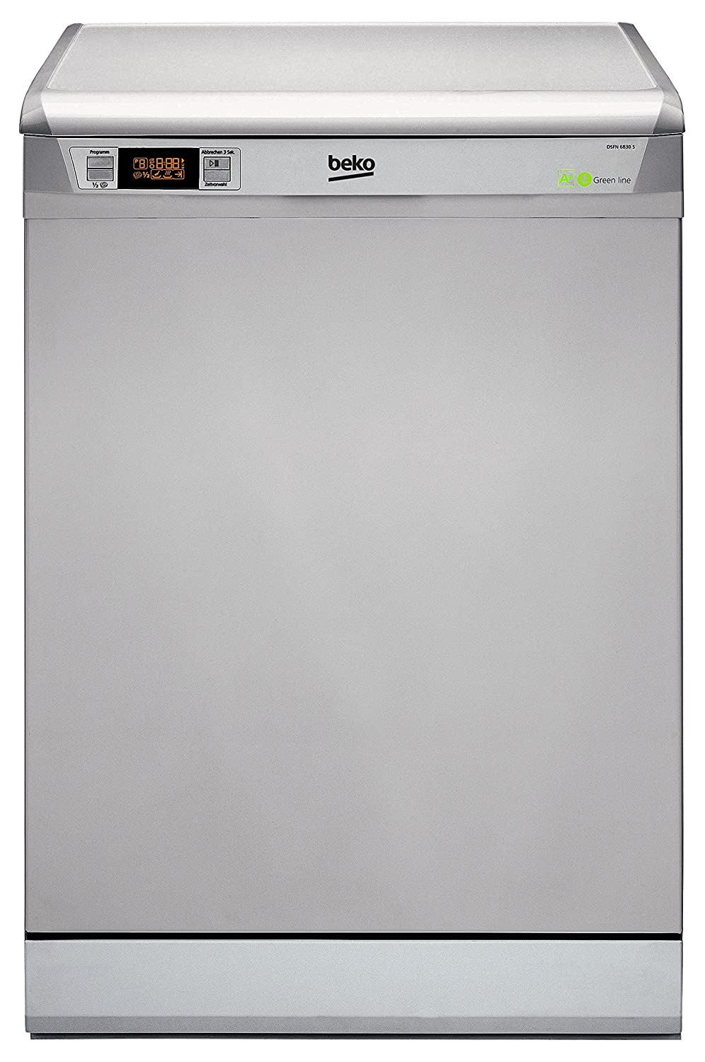 Beko DSFN 6830 S - Lavavajillas (Independiente, Acero inoxidable ...