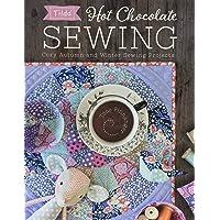 Tilda Hot Chocolate Sewing
