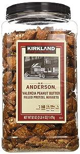 Kirkland Signature Peanut Butter Pretzel, 52 Ounce