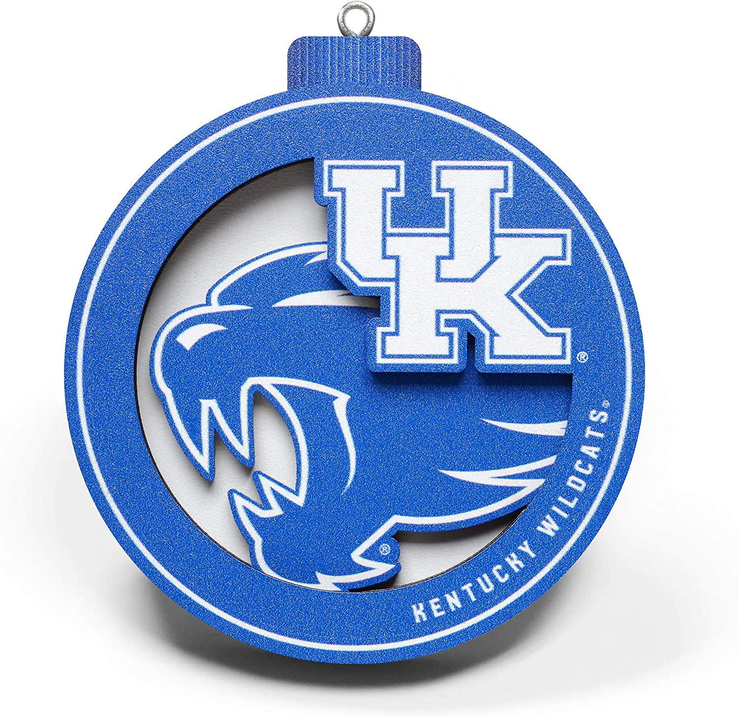 YouTheFan NCAA 3D Logo Series Ornament
