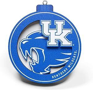 YouTheFan NCAA 3D Logo Series Ornament