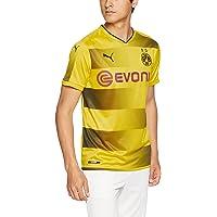 Puma BVB Home Replica with Sponsor Logo Shirt