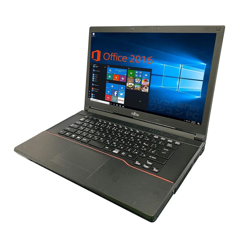 素敵な 【Microsoft 2016搭載】【Win Office 2016搭載 (SSD:240GB)】【Win 10搭載】富士通 A553/新世代Celeron SSD:240GB 1.8GHz/新品メモリー:4GB/新品SSD:240GB/DVDドライブ/大画面15.6インチ液晶/無線LAN搭載/中古ノートパソコン (SSD:240GB) B07QX5VTD9 SSD:240GB, WORLD.LINE:15de70e7 --- arianechie.dominiotemporario.com