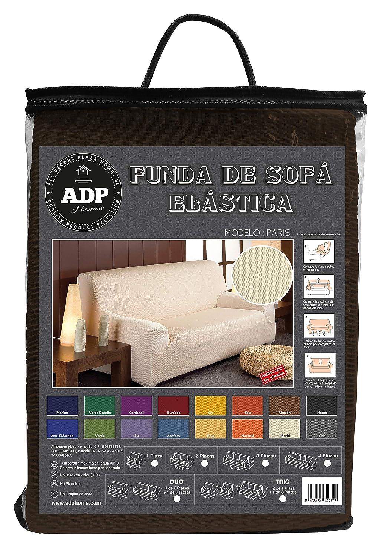 ADP Home - Funda/Protector de Sofá de Alta Elasticidad de 2 ...