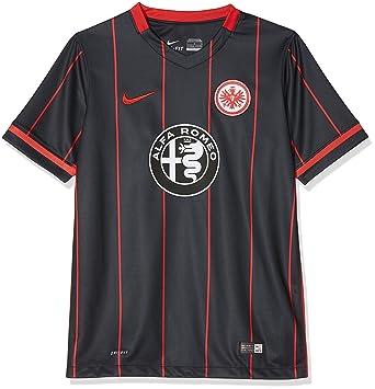 Nike Niños Eintracht Frankfurt Home Stadium 2015/2016 Camiseta: Amazon.es: Deportes y aire libre
