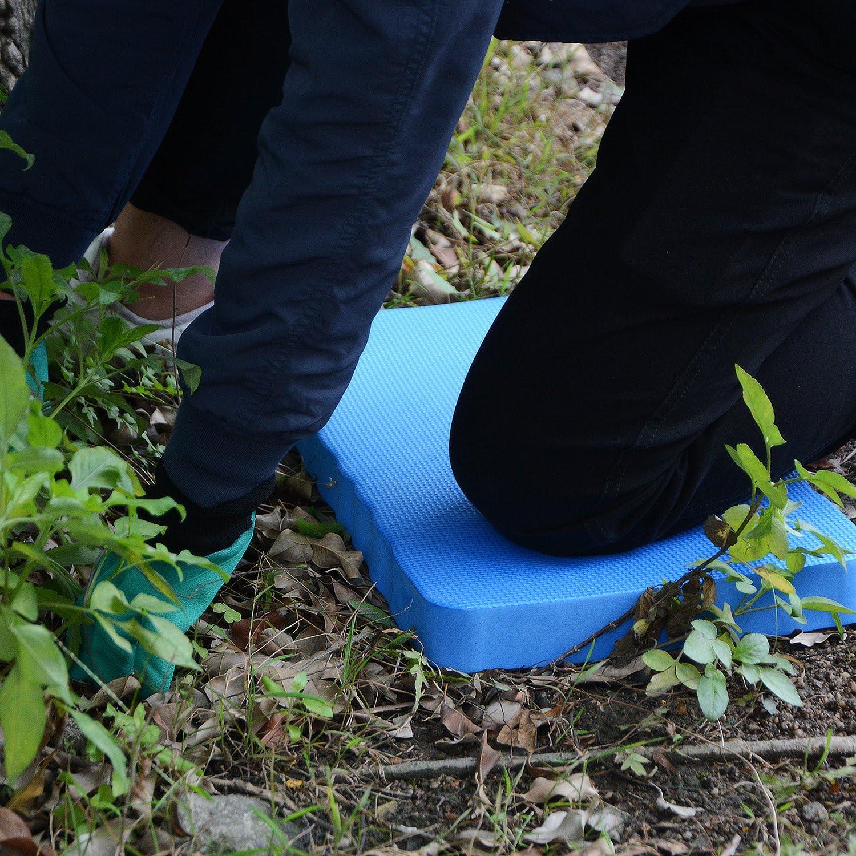 /Übung Bad Yoga Knieschoner f/ür Arbeit 45 x 28 x 4,5 cm Doolland Knieschoner mit Griff f/ür Garten
