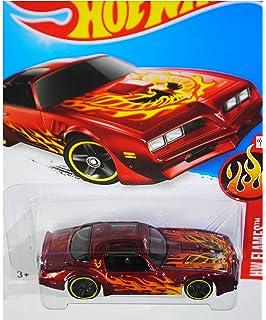 1:64 Scale. 73 Pontiac Firebird RED 16//247 Hot Wheels 2012 2012 new models