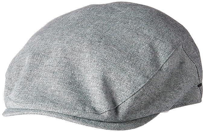 Bailey of Hollywood Breed Newsboy Wool Blend Ivy Cap Leather  ~ MEDIUM ~   NEW