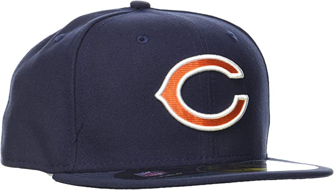 A NEW ERA NFL on Field 5950 Chicago Bears: Amazon.es: Ropa y ...