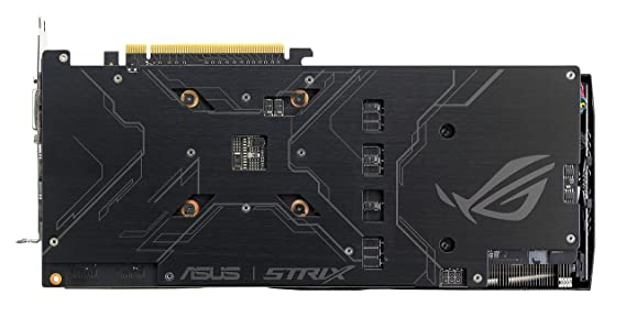 Asus ROG STRIX GTX 1060 A6G Gaming 6GB GDDR5: Asustek: Amazon.es: Informática