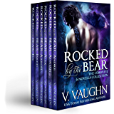 Rocked by the Bear Complete Novella Collection: Werebear Romance
