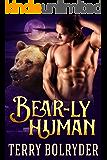 Bear-ly Human (Bear Claw Security Book 4)
