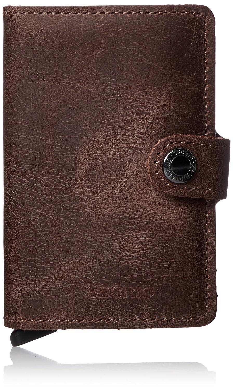 Secrid - Miniwallet Vintage - Brown 1185200