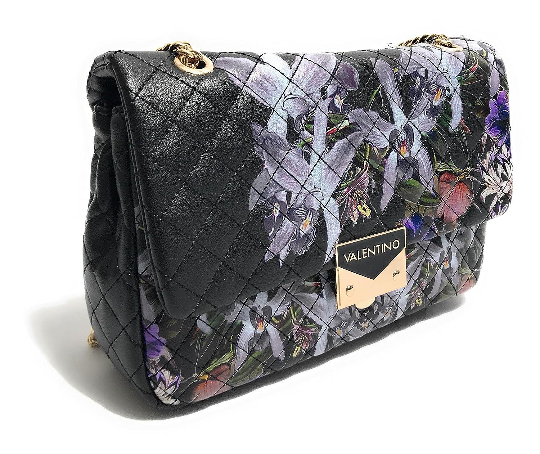 Valentino - Bolso cruzados para mujer NERO / MULTICOLOR Small NERO / MULTICOLOR  Small: Amazon.es: Ropa y accesorios