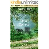 Plain Secrets: Amish Cozy Mystery (Ettie Smith Amish Mysteries Book 17)