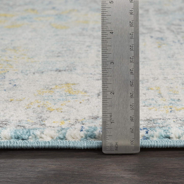 Artistic Weavers Odelia Updated Traditional Rug Orange//Navy 2 x 3