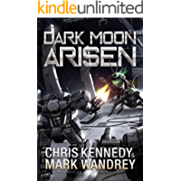 Dark Moon Arisen (The Omega War Book 3)